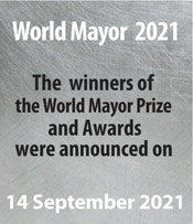 World Mayor vote 20/21
