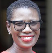 Freetown mayor Yvonne Aki-Sawyerr