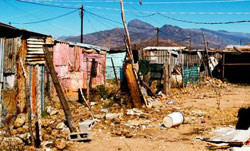 Poverty South Africa